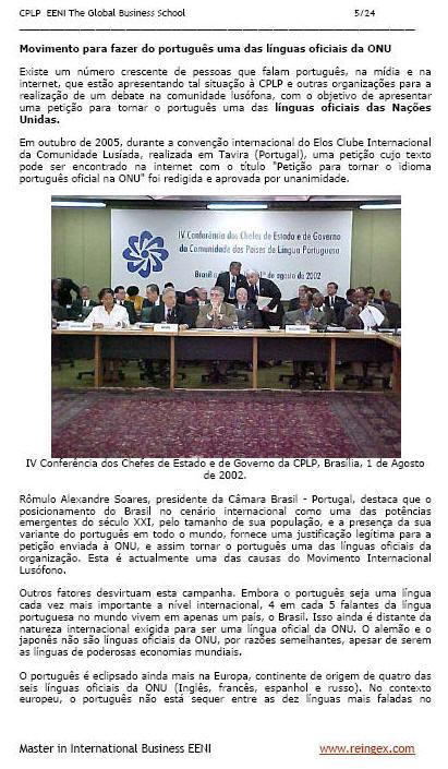 Formation FOAD : Communauté des pays de langue portugaise