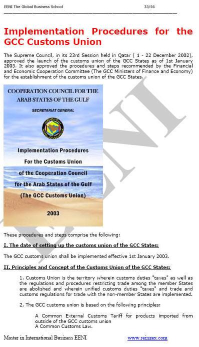 Negócios no Kuwait (Curso)  Mercado kuwaitiano