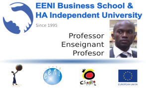 Fernandinho Domingos Sanca, Guiné-Bissau (Professor EENI & Universidade HA)