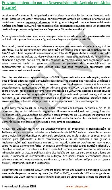 origem da nepad pdf