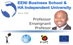 Paterson Ngatchou, professor EENI Global Business School