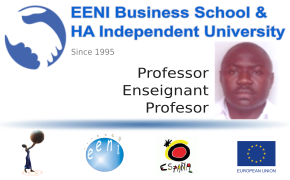Prosper Kemayou, Chade (Professor, EENI Global Business School)